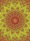 Asia Mandala Buddha Stye Prints by  Wonderful Dream