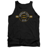 Tank Top: Batman- Gotham City Gym Tank Top