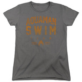 Womans: Aquaman- Swim Team Shirts