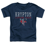 Toddler: Superman - Krypton Lifting Team Shirt