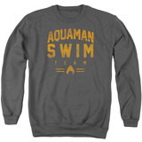 Crewneck Sweatshirt: Aquaman- Swim Team T-shirts