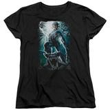 Womens: Knightwing- Gargoyle Pose T-shirts
