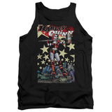 Tank Top: Harley Quinn- Roller Derby Girl Tank Top