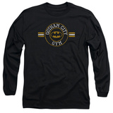 Long Sleeve: Batman- Gotham City Gym Long Sleeves