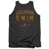Tank Top: Aquaman- Swim Team Tank Top