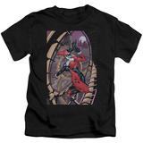 Juvenile: Harley Quinn- Coaster Spiral T-shirts