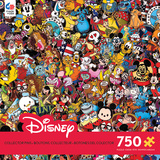 Disney Collector Pins 750 Piece Jigsaw Puzzle Jigsaw Puzzle