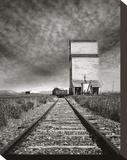 End of the Line Impressão em tela esticada por Steve Silverman