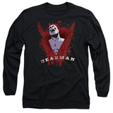 Long Sleeve: Deadman- Ghostly Anguish T-shirts