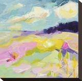 Landscape II Opspændt lærredstryk af Kim McAninch