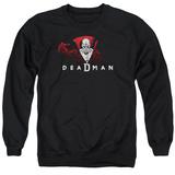 Crewneck Sweatshirt: Deadman- Ghostly Reach T-shirts