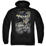 Hoodie: Batman- All Out Attack Pullover Hoodie