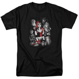 Harley Quinn- Roller Derby Team Shirt