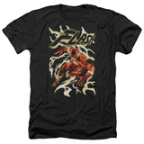 The Flash- Speed Fire T-shirts