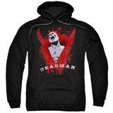 Hoodie: Deadman- Ghostly Anguish Pullover Hoodie