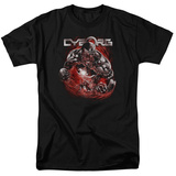 Cyborg- Enraged T-shirts