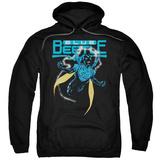 Hoodie: Blue Beetle- Fierce Flight Pullover Hoodie