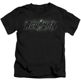 Juvenile: Aquaman- Shadow Logo T-Shirt