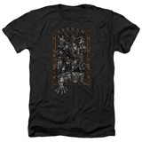 Batman- Arkham Asylum Gate T-Shirt