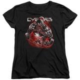 Womens: Cyborg- Enraged T-Shirt