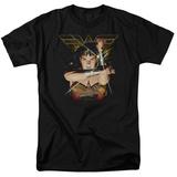 Wonder Woman- Deflecting Bullets Shirts