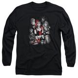 Long Sleeve: Harley Quinn- Roller Derby Team T-shirts