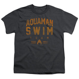 Youth: Aquaman- Swim Team T-Shirt
