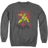 Crewneck Sweatshirt: The Creeper- Laugh At Dander T-shirts