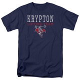 Superman - Krypton Lifting Team Shirt