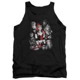 Tank Top: Harley Quinn- Roller Derby Team Tank Top