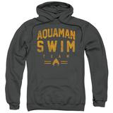 Hoodie: Aquaman- Swim Team Pullover Hoodie