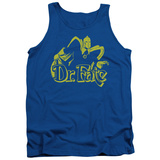Tank Top: Dr Fate- Simple Profile Tank Top