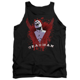 Tank Top: Deadman- Ghostly Anguish Tank Top