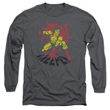 Long Sleeve: The Creeper- Laugh At Dander T-Shirt