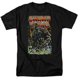Swamp Thing- Green Hero T-shirts