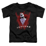 Toddler: Deadman- Ghostly Anguish T-shirts