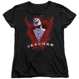 Womans: Deadman- Ghostly Anguish T-shirts