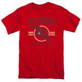 The Flash- Track & Field Logo T-Shirt