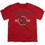Youth: The Flash- Track & Field Logo Shirts