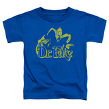 Toddler: Dr Fate- Simple Profile T-shirts