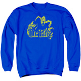 Crewneck Sweatshirt: Dr Fate- Simple Profile T-shirts