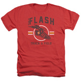 The Flash- Track & Field Logo T-shirts