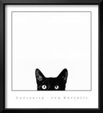 Curiosity Posters by Jon Bertelli