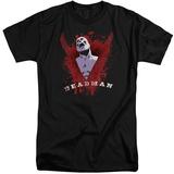 Deadman- Ghostly Anguish (Big & Tall) T-shirts