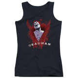 Juniors Tank Top: Deadman- Ghostly Anguish T-shirts