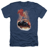 Supergirl- Cosmic Contemplation Shirts