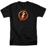 The Flash- Incandescent Logo T-shirts