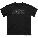 Youth: Aquaman- Shadow Logo T-shirts