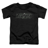 Toddler: Aquaman- Shadow Logo T-Shirt