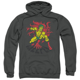 Hoodie: The Creeper- Laugh At Dander Pullover Hoodie